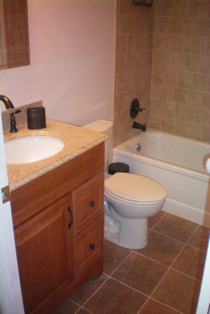 Bathroom remodeling photos dayton cincinnati kettering for Bathroom design kettering
