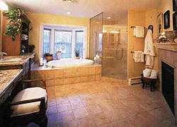 A typical bathroom remodel will take 6-8 days depending on what is involved. We help with the bathroom design, if needed, and make the whole process as ...